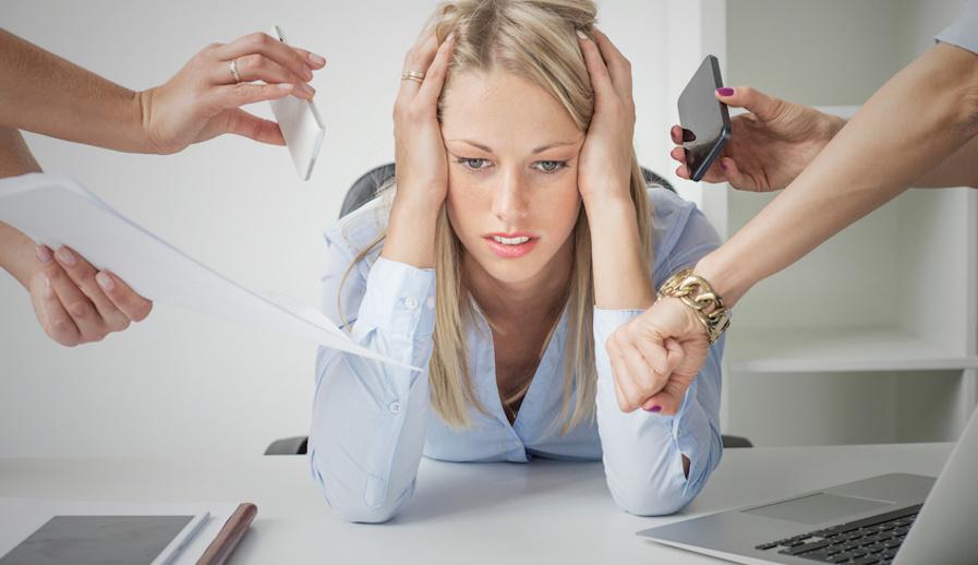 Stress und Burnout kommen selten vom Leistungsdruck. Die Ursache liegt tiefer